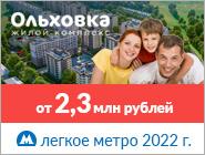 ЖК «Ольховка III» от 50 000р/м². Каширское нап-ие Легкое метро в 2022 году. Дом готов